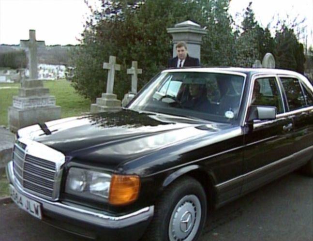 1984 mercedes benz 280 se w126 dans king. Black Bedroom Furniture Sets. Home Design Ideas