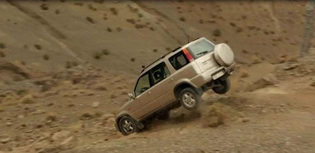 """IMCDb.org: 2000 Honda CR-V [RD1] in """"Transporter: The ..."""