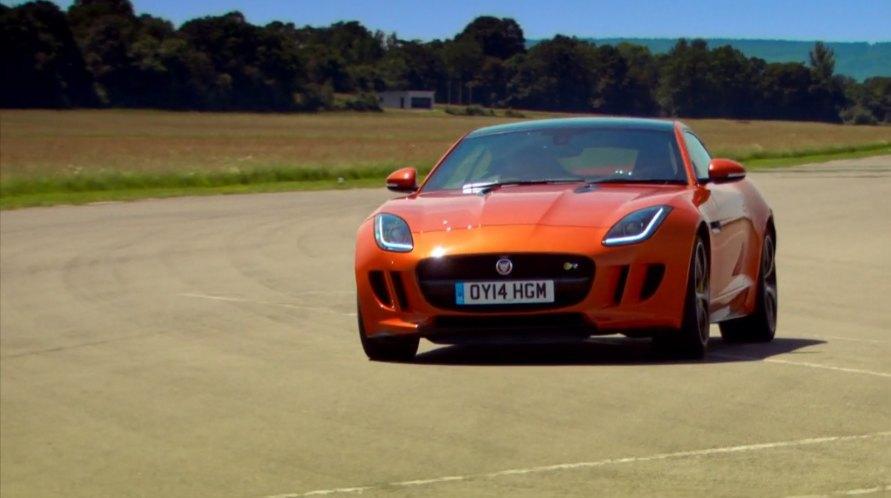 "IMCDb.org: 2014 Jaguar F-Type R Coupé X152 in ""Top Gear, 2002-2015"""