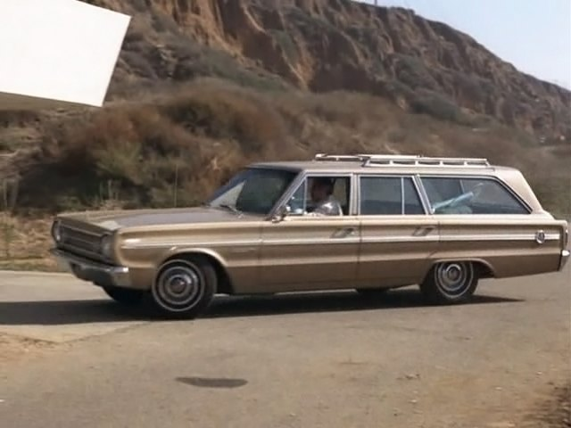 1966 Plymouth Belvedere Station Wagon II