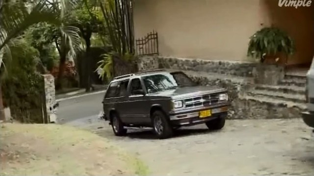1993 Chevrolet Blazer [GMT330]