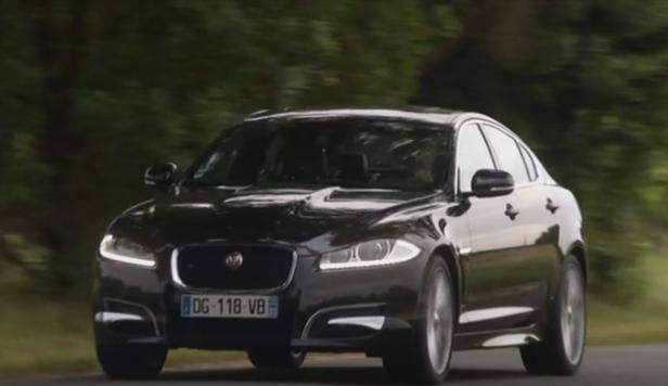 """IMCDb.org: 2014 Jaguar XF 3.0d V6 S X250 in """"Mongeville ..."""