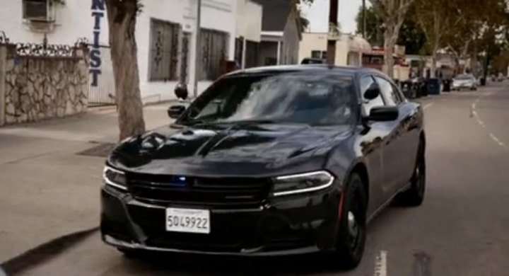 2017 Dodge Charger Pursuit Ld