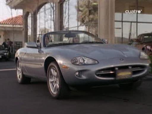 "IMCDb.org: 1997 Jaguar XK8 X100 in ""Melrose Place, 1992 ..."