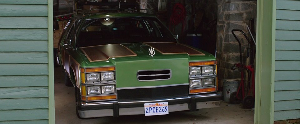 IMCDb.org: 1984 Ford LTD Country Squire 'Wagon Queen ...