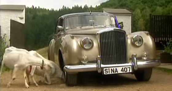 Bentley S1 Standard Steel Saloon