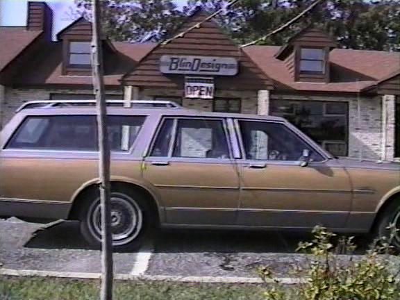 1980 Buick Electra Estate Wagon