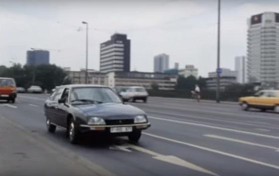 IMCDb.org: 1980 Citroën CX Pallas Série 1 in La piovra, 1984