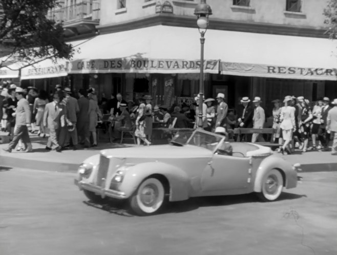 "IMCDb.org: 1941 Packard Darrin in ""Monsieur Verdoux, 1947"""