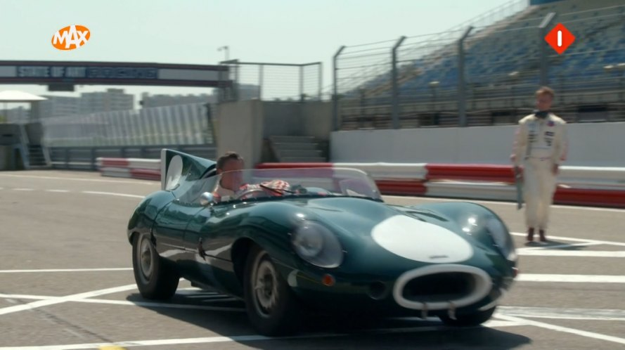 Jaguar D-Type [XKD505]
