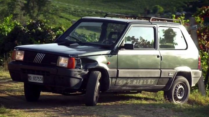 Fiat panda 4x4 1990
