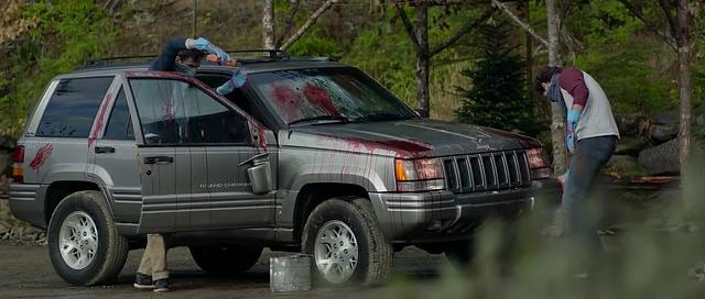 IMCDb.org: 1996 Jeep Grand Cherokee Limited 4.0 [ZJ] in