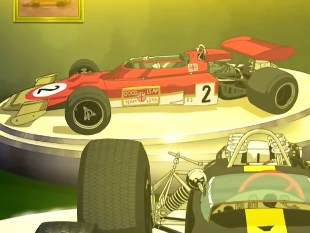 1967 Lotus 49 Ford Cosworth DFV 3.0 V8 [Type 49]