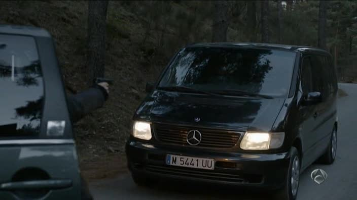 1997 Mercedes-Benz V 230 Turbodiesel [W638]