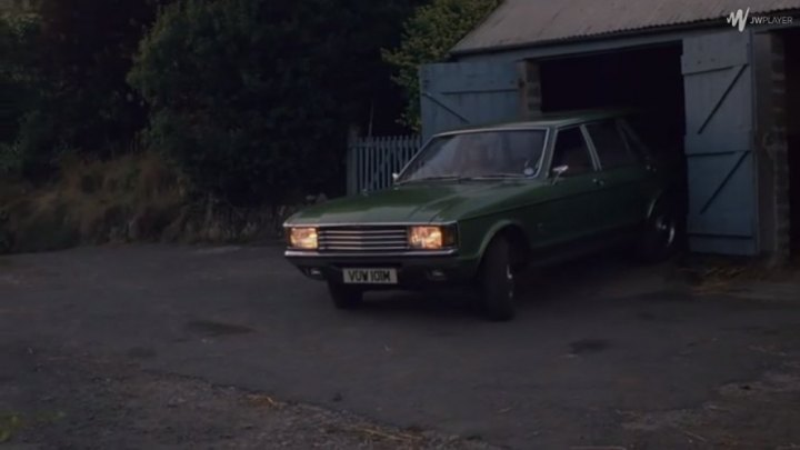 1974 Ford Granada Estate 3.0 XL MkI