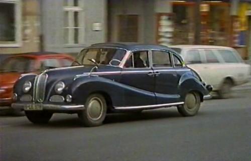 "IMCDb.org: 1961 BMW 2600 L 502 in ""Harlis, 1972"""