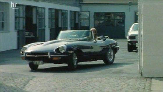 1969 Jaguar XK-E Roadster Series II
