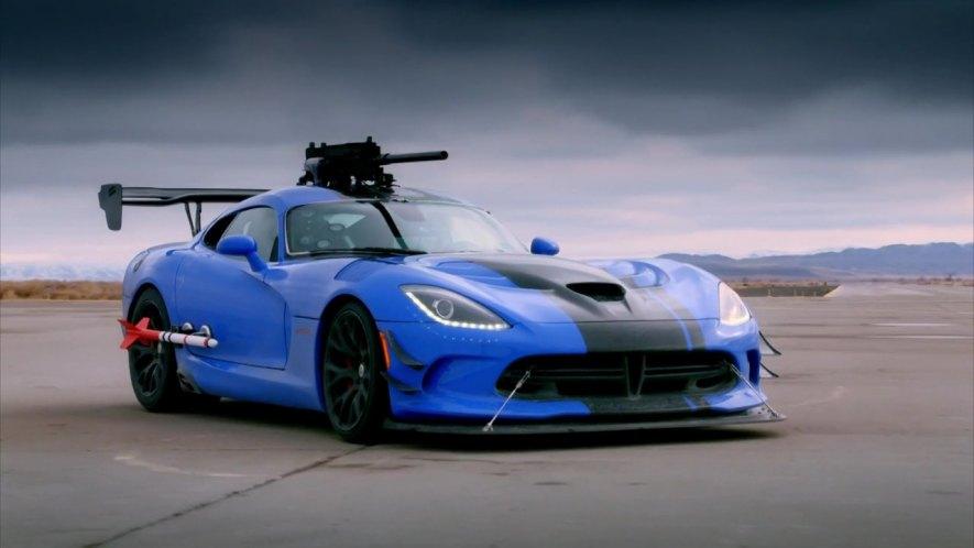 IMCDb.org: 2015 Dodge Viper SRT ACR in