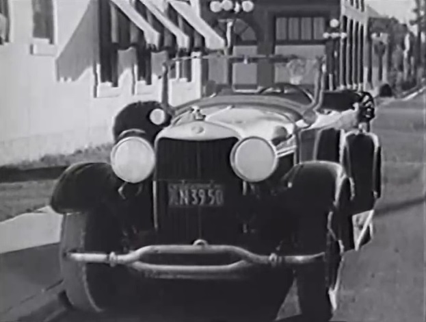 """IMCDb.org: 1929 Lincoln Model L in """"The Fighting Marines, 1935"""""""