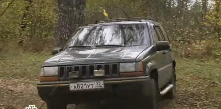 IMCDb.org: 1993 Jeep Grand Cherokee Laredo [ZJ] in The