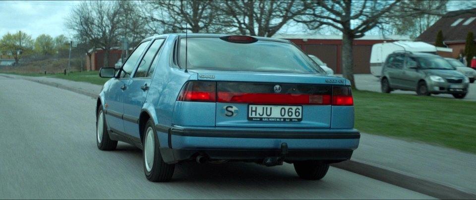 Imcdb Org  1996 Saab 9000 Cs In  U0026quot En Man Som Heter Ove  2015 U0026quot