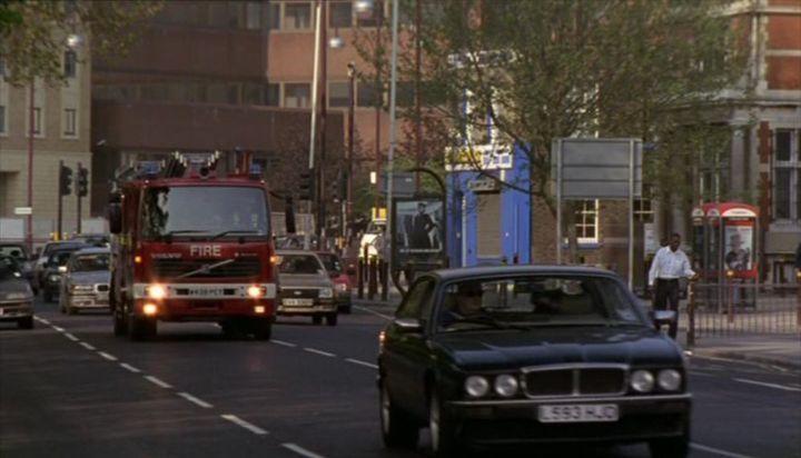 """IMCDb.org: 1994 Jaguar XJ6 Gold XJ40 in """"London's Burning, 1988-2002"""""""